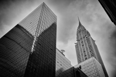 New york prints chrysler building 1