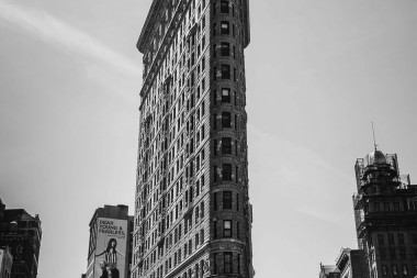 New york prints flatiron building