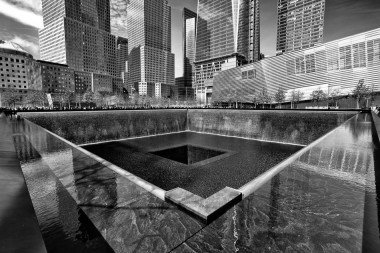 New york prints ground zero