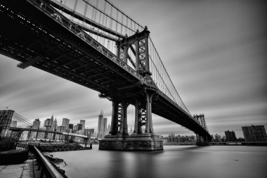 New york prints manhattan bridge 1