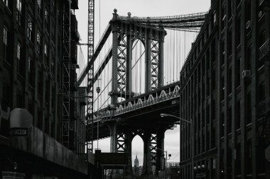 New york prints manhattan bridge 3