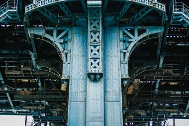 New york prints manhattan bridge 4