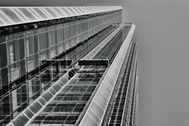 New york prints skyscraper window cleaner