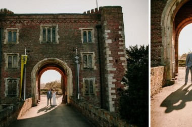 Hodsock priory winter wedding 442-2