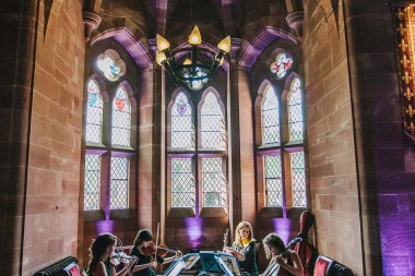 Peckforton castle wedding 181-2