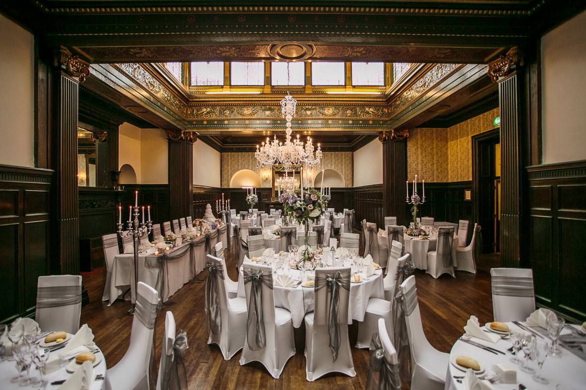Wortley Hall Wedding Venues Yorkshire
