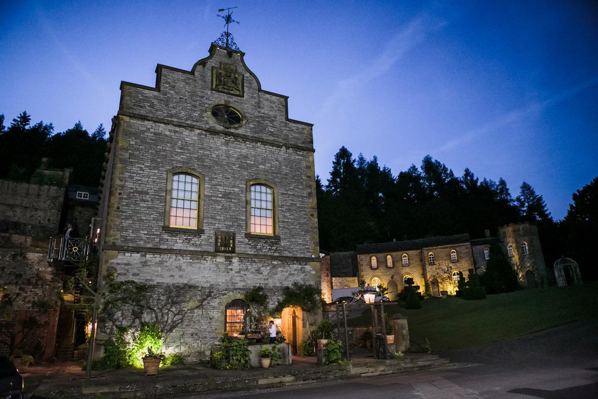 Hassop Hall - Best Wedding Venues, Derbyshire & The Peak District