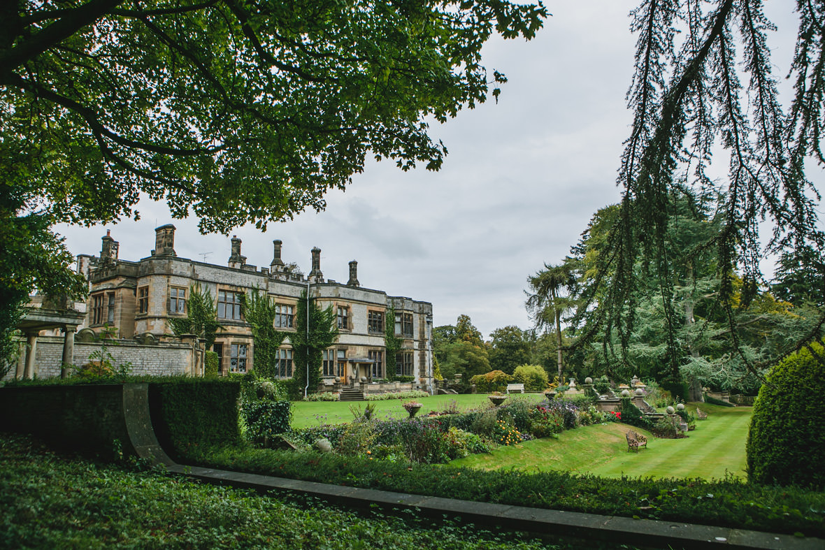 Thornbridge Hall - Best Wedding Venues, Derbyshire & The Peak District