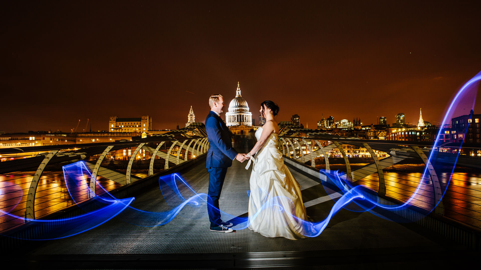 Journalistic style wedding photography by Mark Tierney.