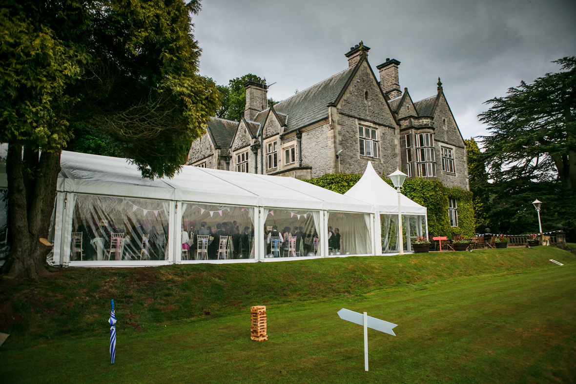 Callow Hall - Best Wedding Venues, Derbyshire & The Peak District