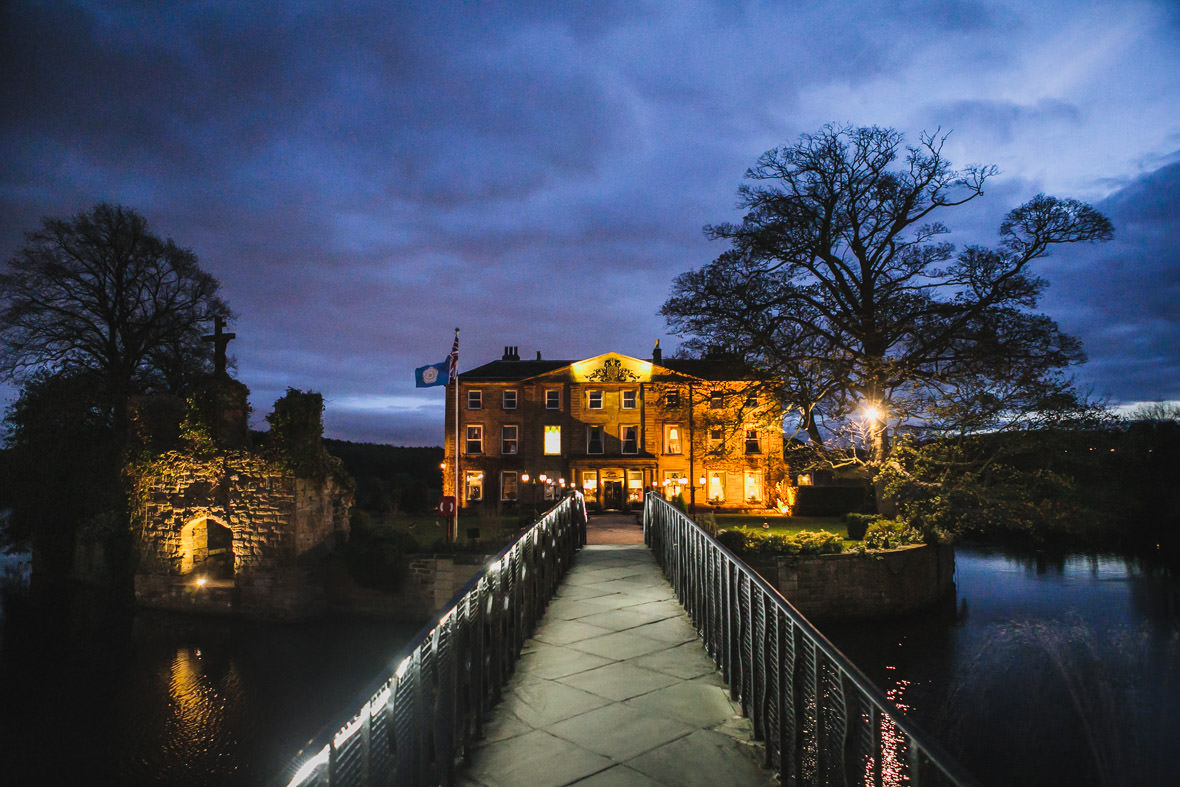 Waterton Park and Walton Hall Wedding Venues Yorkshire