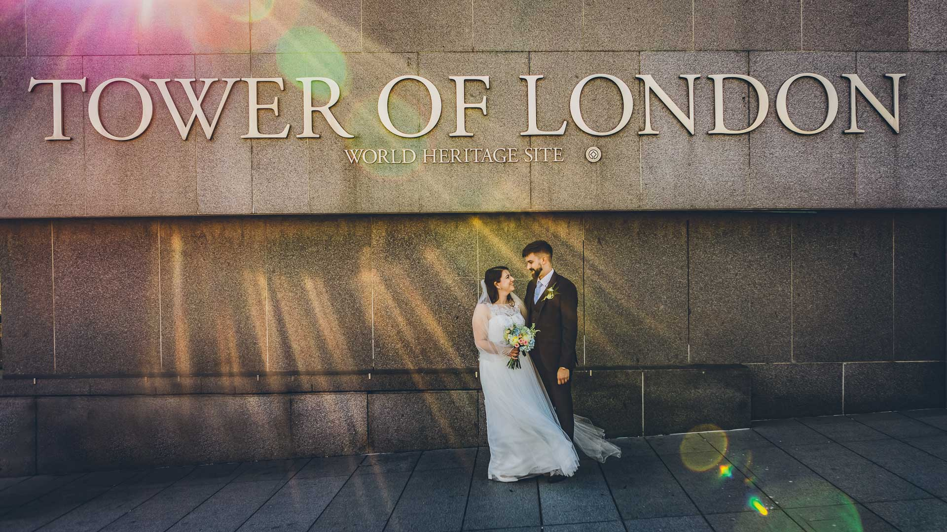 Tower of London wedding