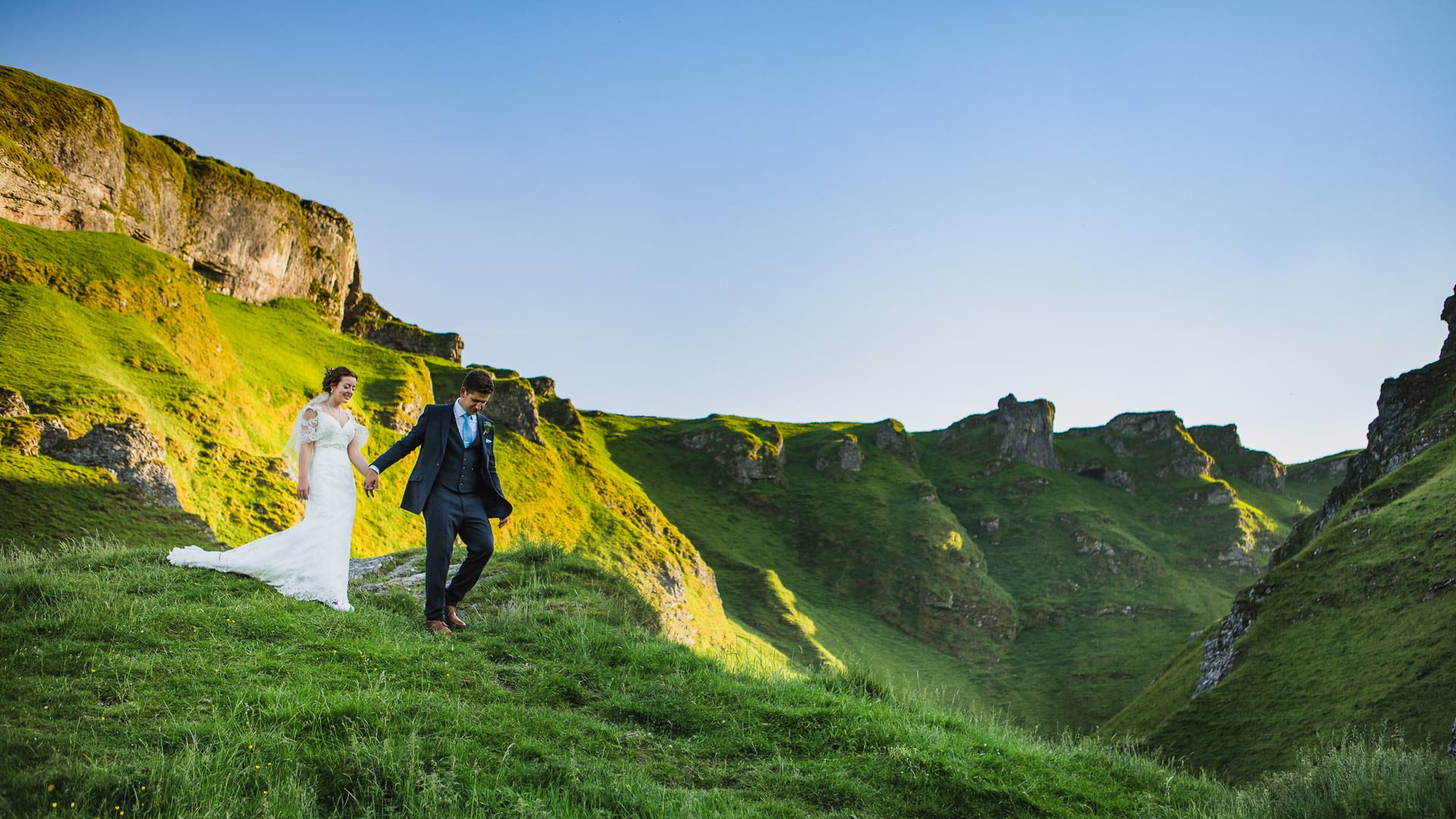Wedding photography across Yorkshire and the Peak District by Tierney Photography.